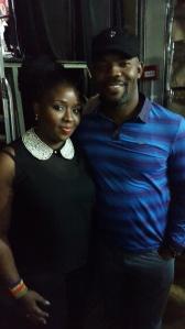 Okey Bakassi and Iyeba